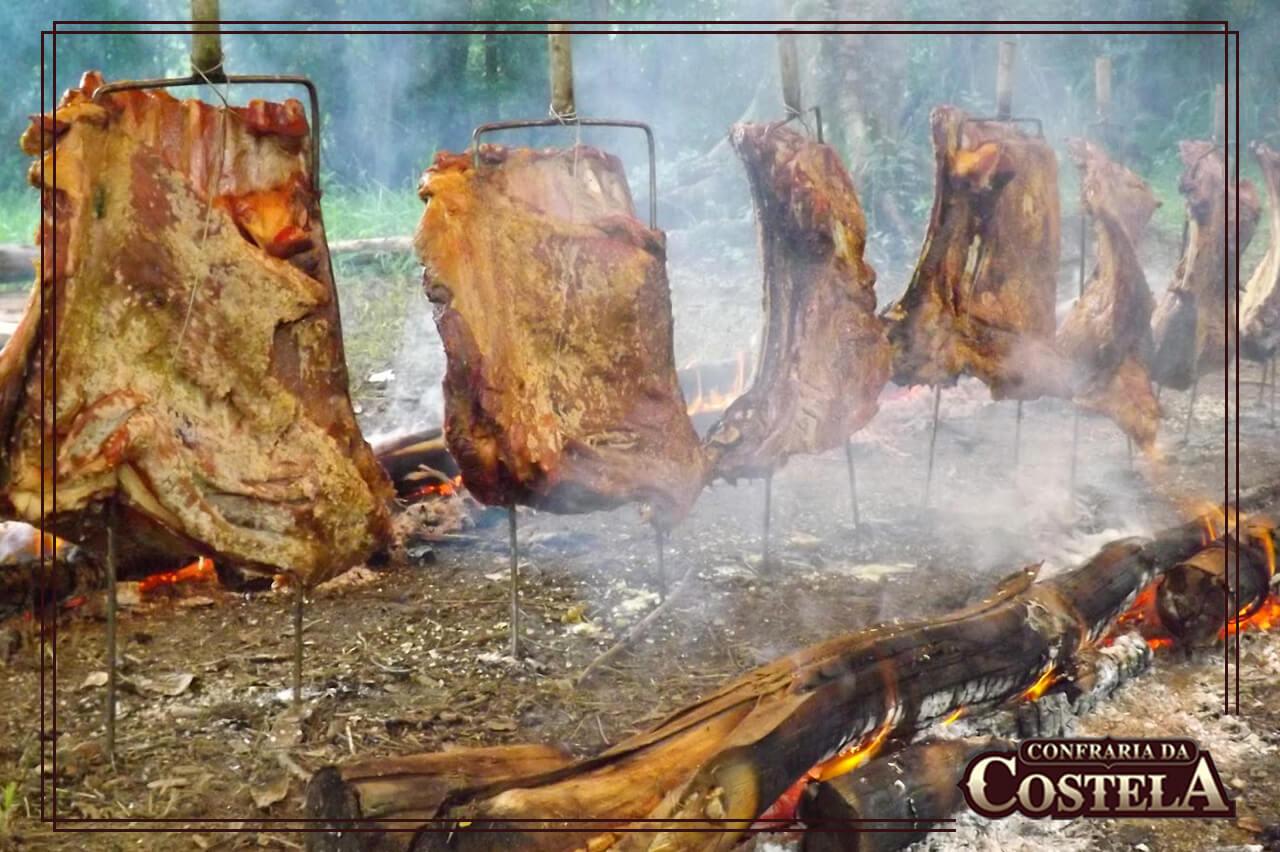 A História da Costela